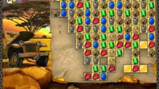Jewel Quest II - Retour En Afrique - Level 3-4