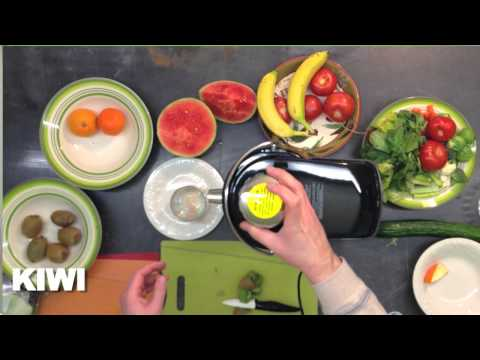 Juicing with the Jack LaLane Ultimate Power Juicer