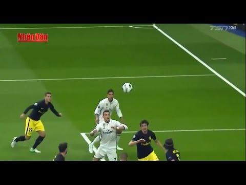 Video Real Madrid vs Atletico Madrid: Ronaldo Lập Hattrick – Bán Kết Cup C1 2017