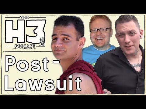 H3 Podcast #24 - We Won The Lawsuit! & Skippy Gets Dating Advice From a Pro