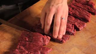 How To Make Grilled Asian Skirt Steak