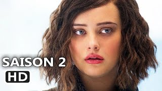13 REASONS WHY Saison 2 Bande Annonce VF (2018 - Netflix)
