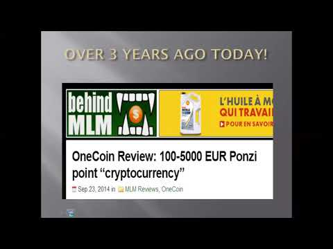 Last Video About Google BS - OneCoin/OneLife Past-Present-Future