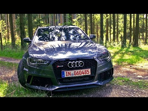 Audi RS7 700HP vs Audi RS6 560HP  Acceleration 0300kmh and