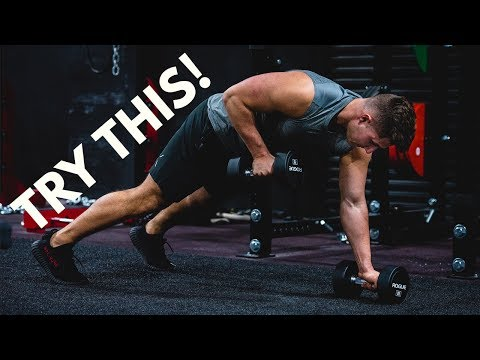 The BEST Full Body Exercise You NEED To Try! (Renegade Row)