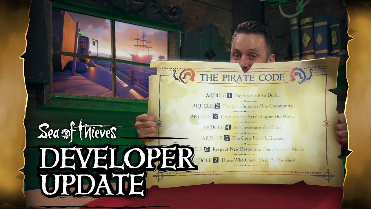 Official Sea of Thieves Developer Update: January 3rd 2019