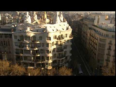 Architecture 15 of 23 Antoni Gaudi   The Casa Mila