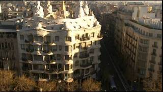 Architecture 15 of 23 Antoni Gaudi   The Casa Mila