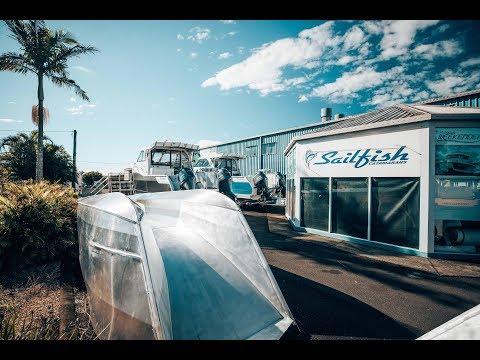 The Story Behind Sailfish Catamarans