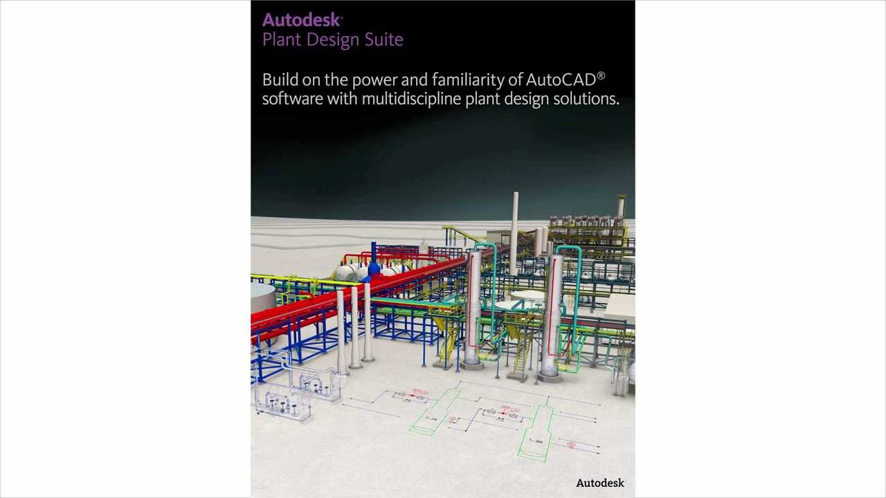 announcing autodesk plant design suite 2012 youtube. Black Bedroom Furniture Sets. Home Design Ideas