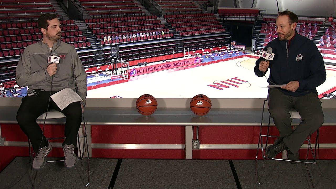 Postgame w/ Assistant Coach Joe Gutowski (NJIT vs. UMBC - Jan. 31, 2021)