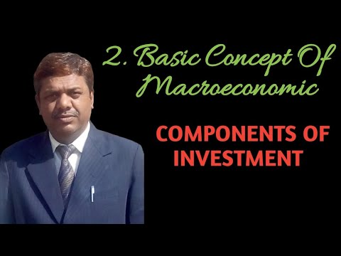 components-of-investment---basis-concept-of-macroeconomic-#economics-class-12#-day---03