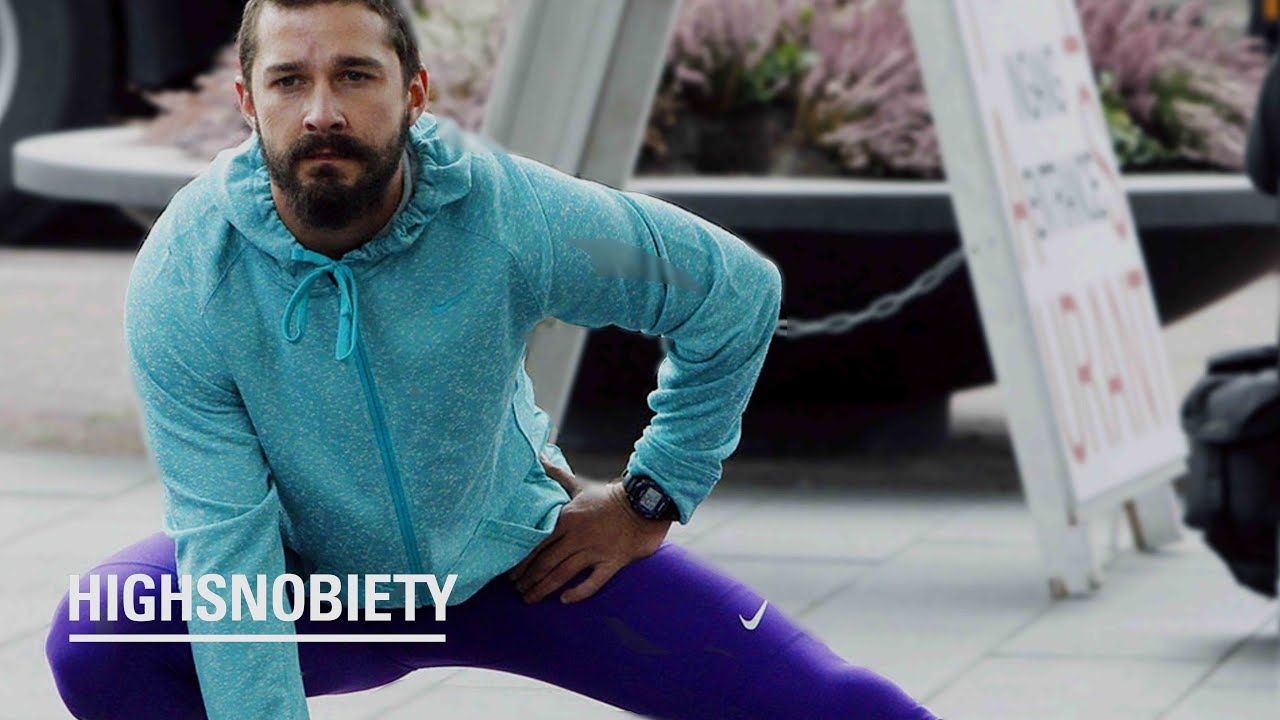 This Is Why Shia LaBeouf Is a Normcore Fashion God