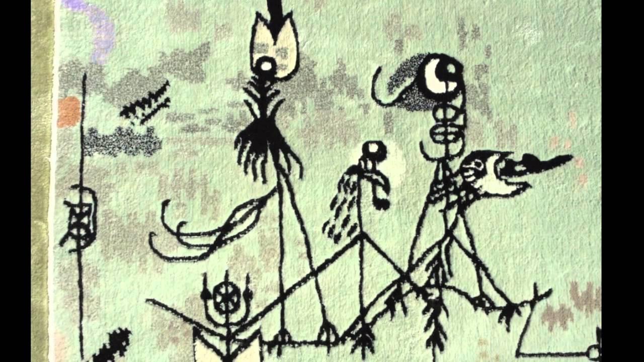 Twittering Machine >> Paul Klee The Saving Of The Twittering Machine Youtube