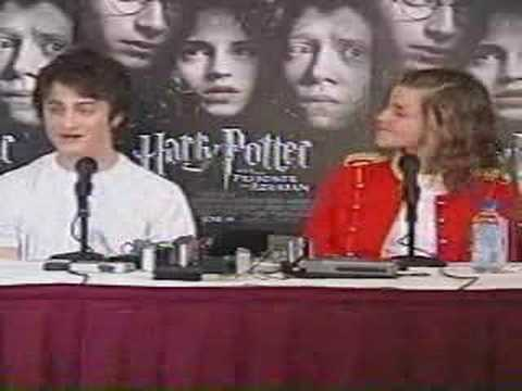 Emma Watson/daniel Radcliffe A Love History