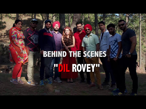 Making Dil Rovey || Ghaint Singh Entertainment || Livtar Sin