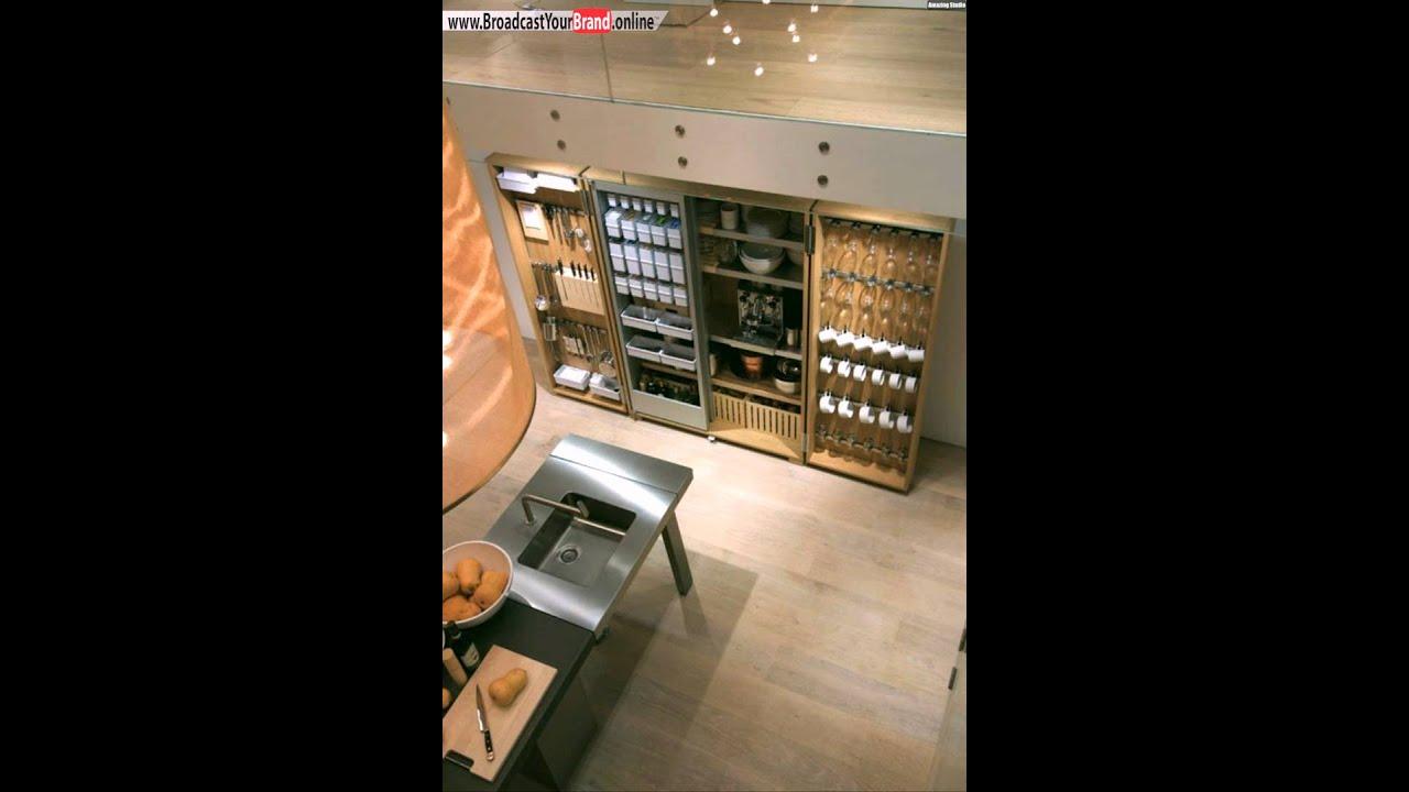 Küchen stauraum bulthaup   youtube