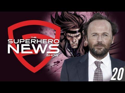 Superhero  20: Rupert Wyatt Directing Gambit!