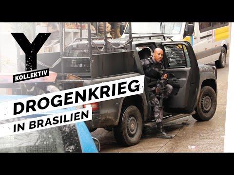 Drogenkrieg in Rio de Janeiro: Zwischen Gangs und Polizei I Y-Kollektiv Dokumentation