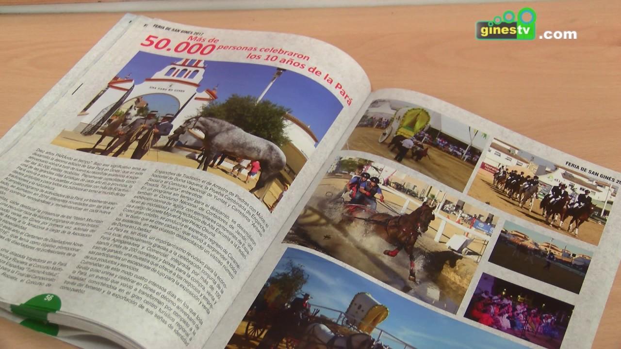 La Revista de la Feria llega a cada hogar del municipio dando la bienvenida a la celebración