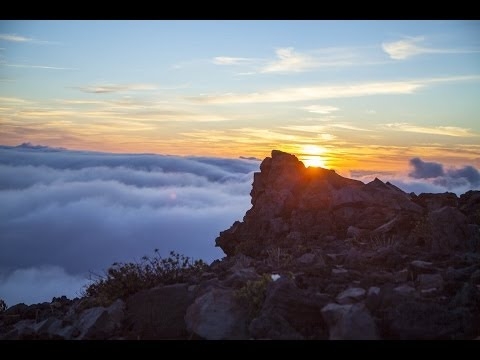 Haleakala National Park, Maui, Hawaii | Sunrise Timelapse