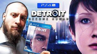 Detroit: Become Human - POCZĄTEK [PS4 PRO]