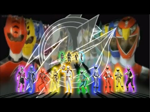 Engine Sentai Go-onger vs. Gekiranger Roll Call