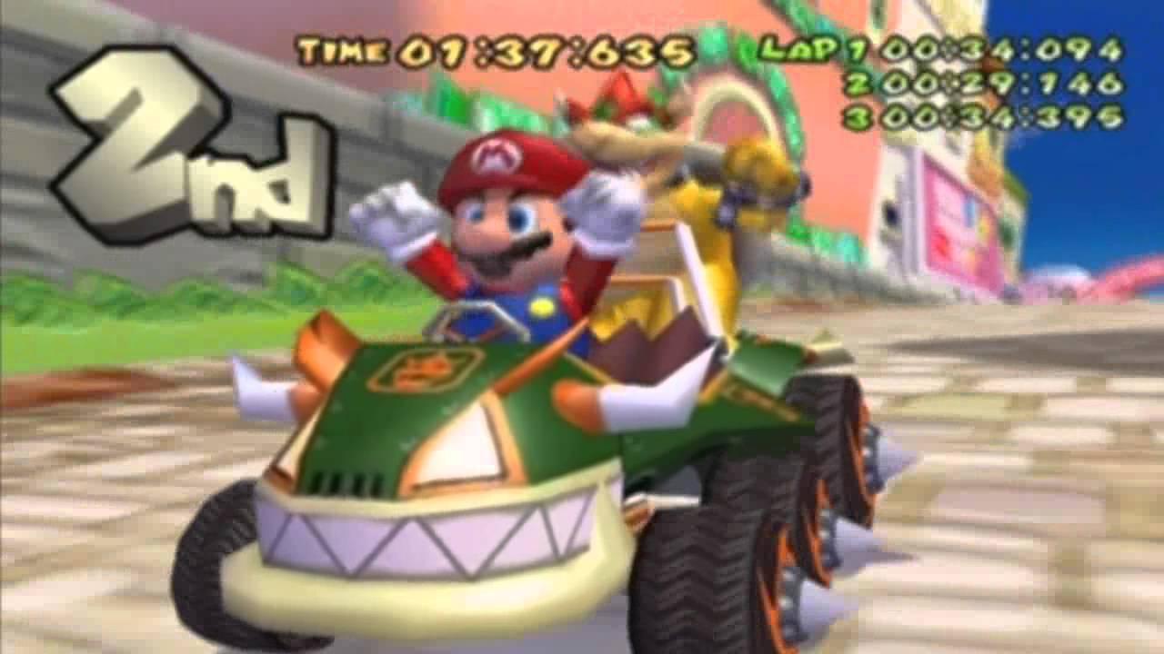 Mario Kart 8 Deluxe - Gameplay Walkthrough Part 1 - Mushroom ..