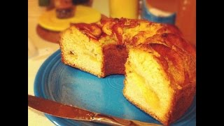 How To Make German Apple Cake Old Vintage Recipe