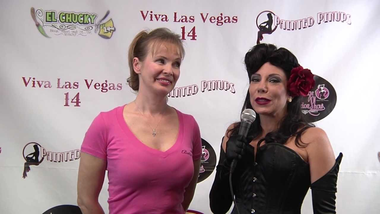 7 Faucet Finishes For Fabulous Bathrooms: Bettie Page Interview- VLV Vintage Fashion Show 2011