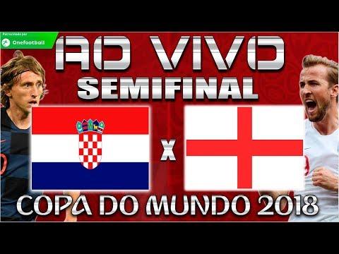 Croácia 2x1 Inglaterra | Copa do Mundo 2018 | Semifinal | Croácia Classificada!