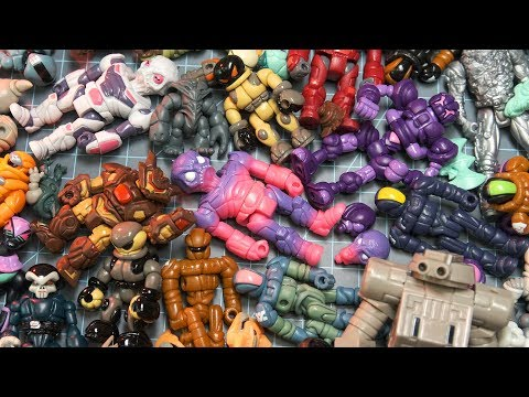 COOLEST TOYS! | Glyos System Action Figures