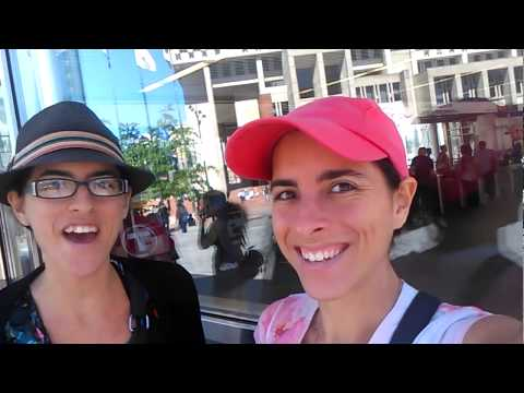 Vlog 2 A Cheesy time at Pizza Fest