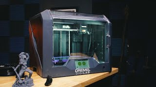 Tested: Dremel 3D45 3D Printer!