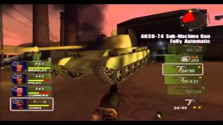 conflict desert storm 2 mission 7