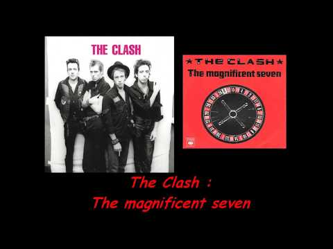 The Clash - The Magnificent Seven (Bass Line & Tabs)