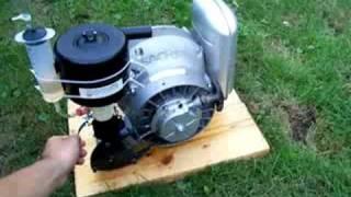 Sachs wankel rotary engine KM 48 - 160 ccm
