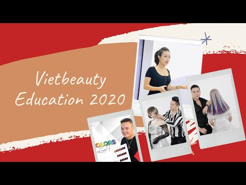 VIETBEAUTY EDUCATION 2020