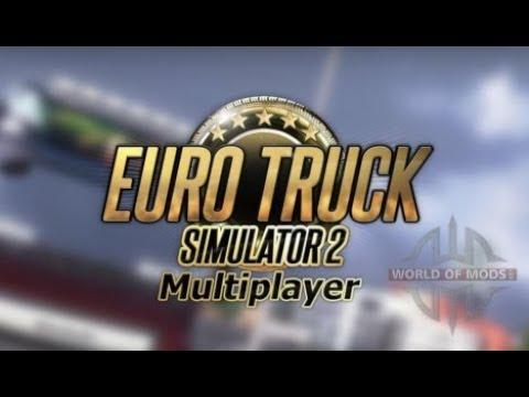 Как играть в Euro Truck Simulator 2 Online через Пиратку