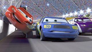"""Скорость....я...скорость! - """"Тачки"""" отрывок из фильма"""