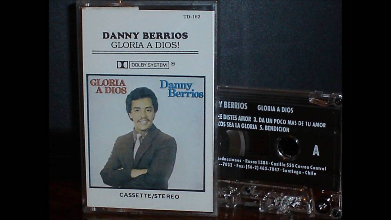 Descargar Mp3 DANNY BERRIOS CD COMPLETO gratis - 4283 MB