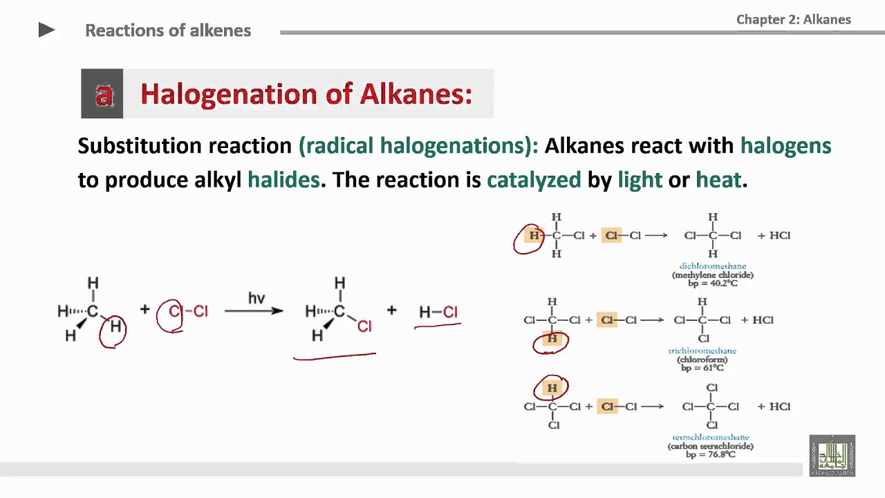 all organic chemistry reactions pdf