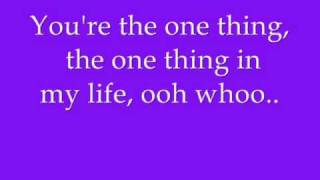 Michael Bolton The One Thing