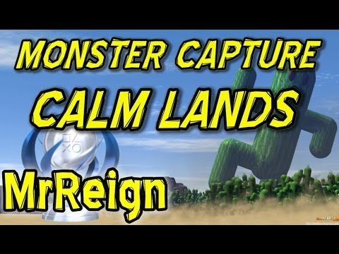 Final Fantasy X HD Remaster - Monster Capture Guide - Calm Lands