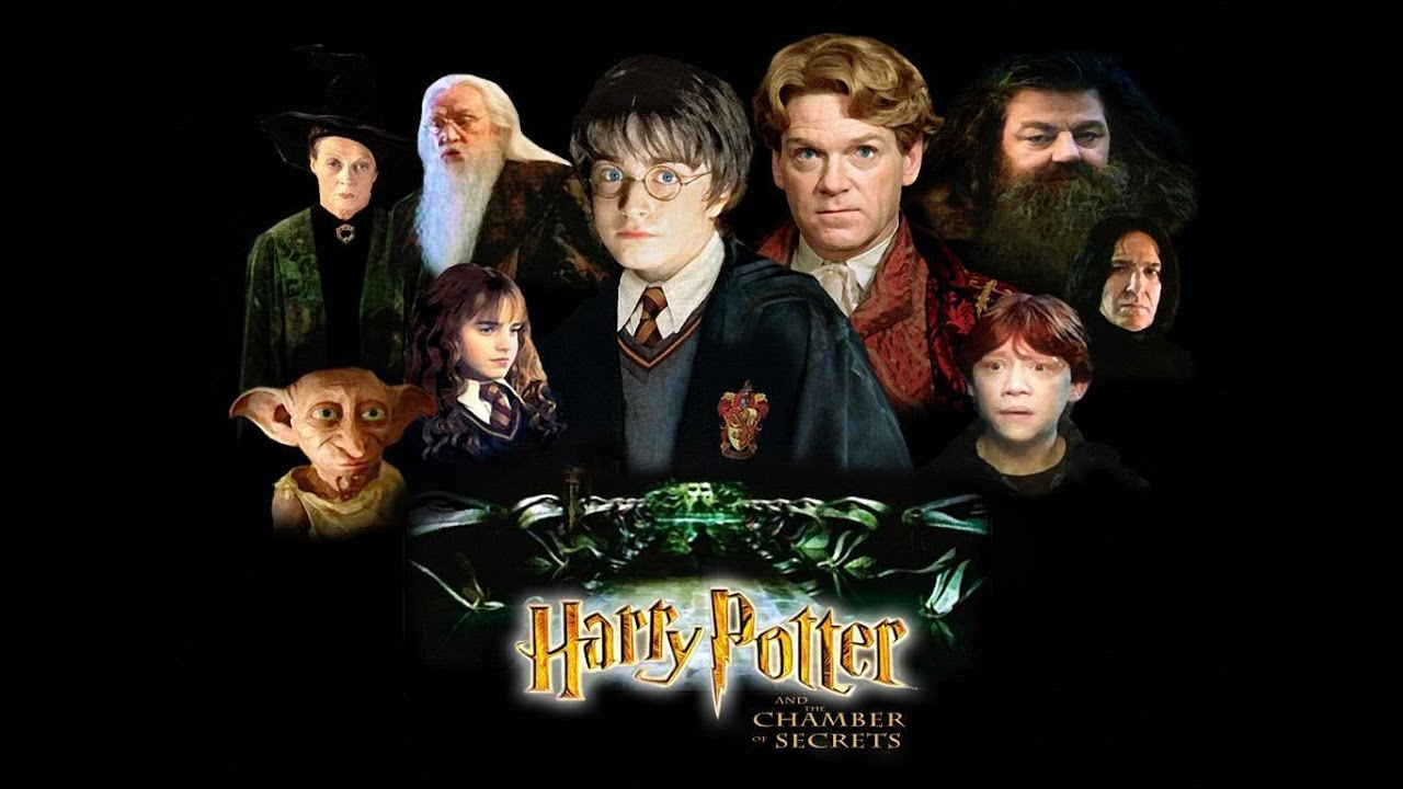 Critique harry potter et la chambre des secrets youtube - Harry potter et la chambre des secrets pc ...