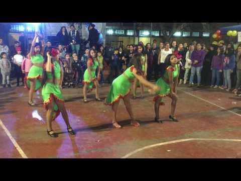Comunidad Participa 2016 - Taller de Baile