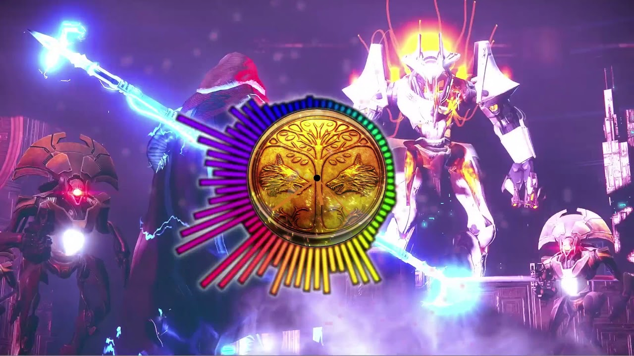Destiny Dance Gif: (1 HOUR VERSION) Destiny 2 Dance Trailer Song Freestyle