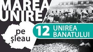 Unirea Banatului cu Romania (1918-1919) MAREA UNIRE PE SLEAU ep.1215