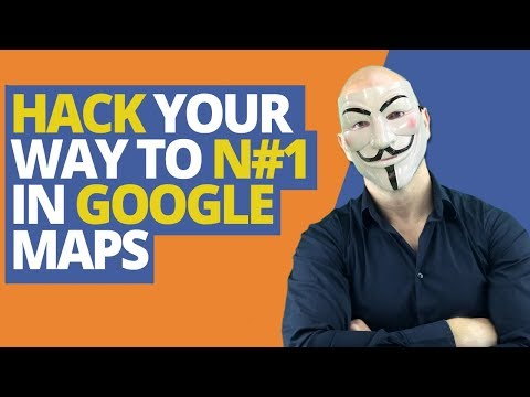 Local SEO – How To Hit The N#1 Spot In GOOGLE MAPS With One Scary Hack (2019)