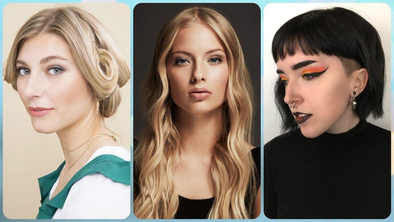 Fryzury Dla Bardzo Cienkich I Rzadkich Włosów Lato 2018